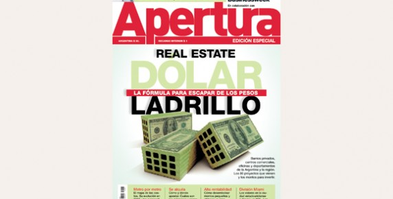 Tapa Apertura Real Estate 5