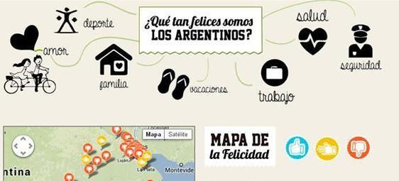 mapa felicidad